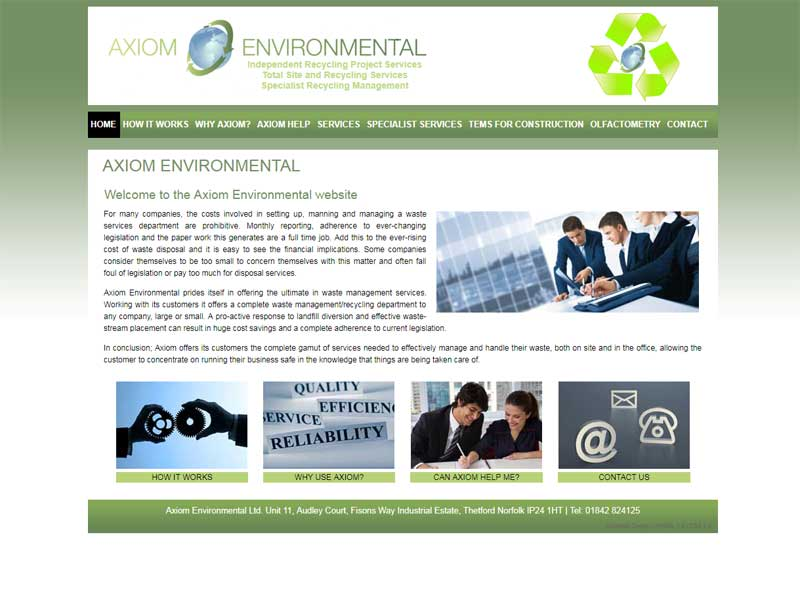 Axiom Environmental